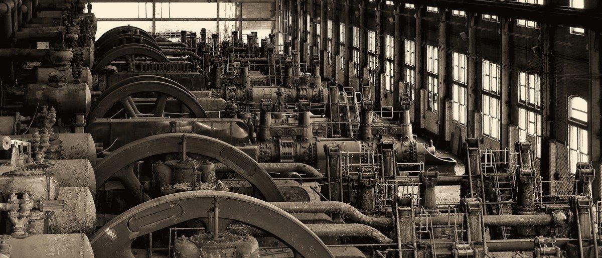 Old Steel Mill